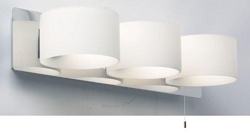 Bad Beleuchtung (^DE^): Dreifach-Licht Badezimmer Wandleuchte mit ...