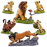 DISNEY THE LION KING FIGURES / PLAYSET