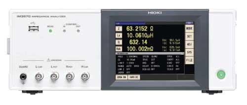 Hioki Im3570 Impedence Analyzer
