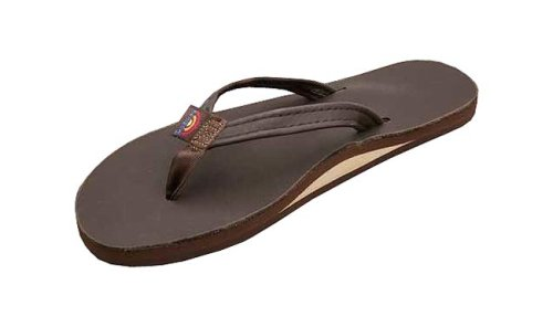 Womens Rainbow Sandals front-1065304