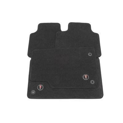GM # 92213585 Floor Mats - Front & Rear Carpet