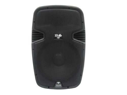 Ds18 Ds-12U 15-Inch 1,100 Watts 2-Way Powered/Active Speaker Box
