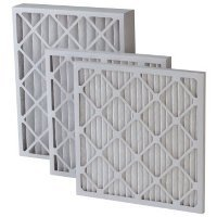 21.5x24x1 Merv 8 Pleated Filter (6 Pack)