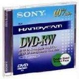 sony dvd rw 60 min 2.8gb