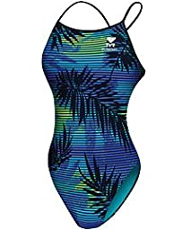 Tyr Paradise Thin-X Back Female Red/Pink 34