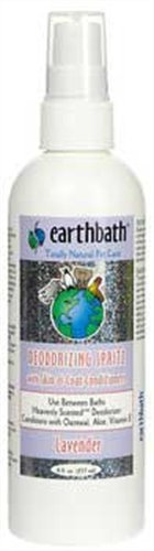 Earthbath All Natural Lavender Deodorizing Spritz, 8-Ounce front-9036