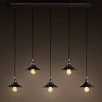 US Pendant Lights Bulb Included Traditional Classic Rustic Lodge Vintage Dini
