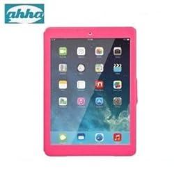 Ahha Arias Magic Flip Case for Apple iPad Air - Fuchsia (A-FPAPIPAD5-MA04)