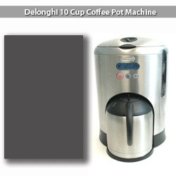 Delonghi Coffee Maker Water Tank : New Trademark Delonghi Coffee Maker www.cafibo.com
