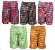 Spictex Boys' Cotton Shorts (Pack Of 5) (SPIC-CT142-PC5_Multicolor_2 Years - 3 Years)