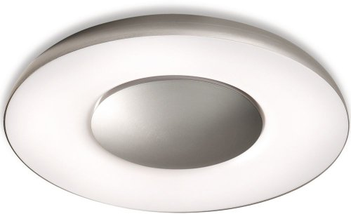 Philips 32613/48/48 Ecomoods Energy Efficient Ceiling Light, Aluminum