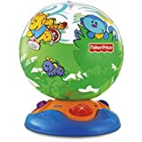 Fisher Price 1-2-3 Lights N Sounds Ball