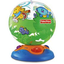 Fisher Price 1-2-3 Lights 'N Sounds Ball - 1