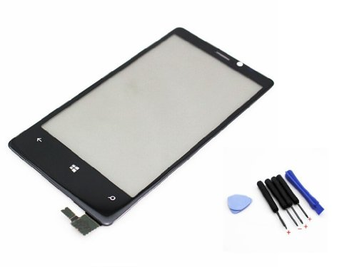 New Digitizer Touch Screen Panel Replacement Part For Nokia Lumia 920+Tools