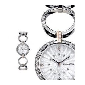 Romanson RORM6107QLWWH Ladies Watches