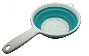 2 Pack - Collapsible Colander by IBM Collapsible Colander