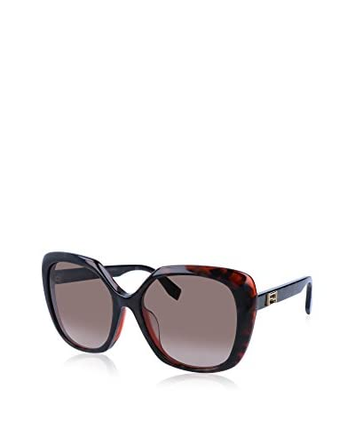 Fendi Gafas de Sol Ff 0107/F/S (53 mm) Marrón