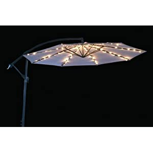 ... lumineuse 80 lampes rice - Eclairage pour Parasol Prix le plus bas Rice