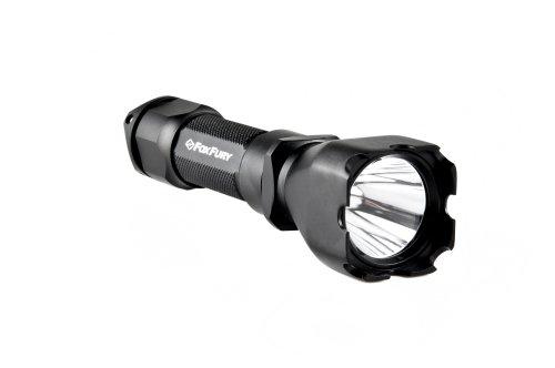 Foxfury 920-310 Rook Checkmate Led Flashlight, 600 Lumens, Black
