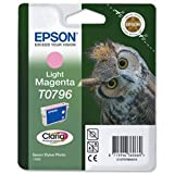 Brand New. Epson Inkjet Cartridge 51g Light Magenta [for Stylus Photo 1400] Ref T079640