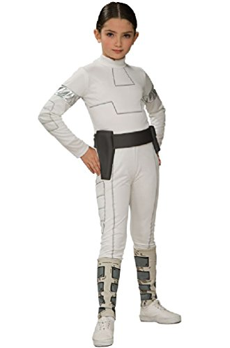 [8eighteen Star Wars Padme Amidala Child Costume] (Padme Amidala Halloween Costumes)