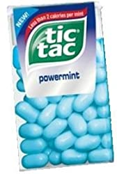 Tic Tac Powermint Big Pack 12 pack