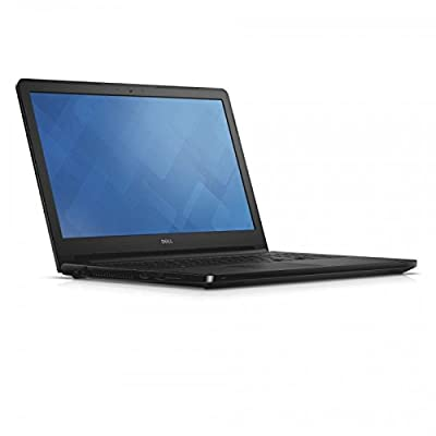 Dell Inspiron 5559 Y566509HIN9 15.6-inch Laptop (Core i5-6200U/8GB/1TB/Windows 10 Home/2GB Graphics), Black Gloss
