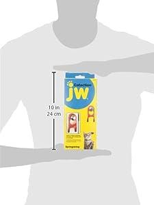 JW Pet Company Spring String Cat Toy