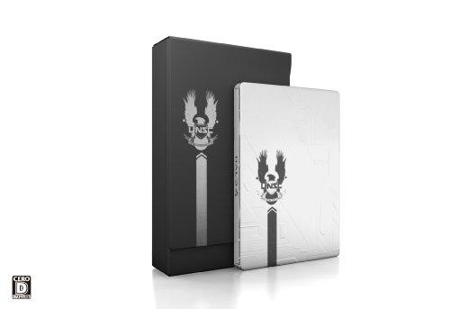 Halo 4 リミテッド エディション特典DLCカード&400MSP付「ドッグタグ」& 【Amazon.co.jp 限定】数量限定特典「Halo インフィニティ マルチプレイヤー」 用DLC付き