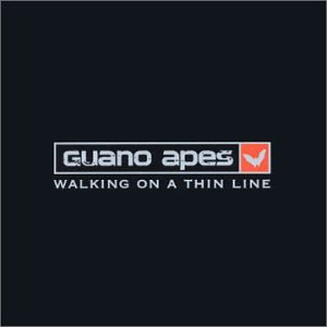 Guano Apes - Walking on a Thin Line (Limited-Cloth-Bound-Edition) - Zortam Music