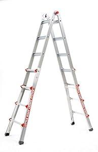 Little Giant Ladder System 10302, Model 17 Type 1 250-lb rated - Includes FREE Work Platform!