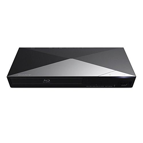 Sony BDP-S5200 Lettore Blu-ray 3D, Nero/Antracite