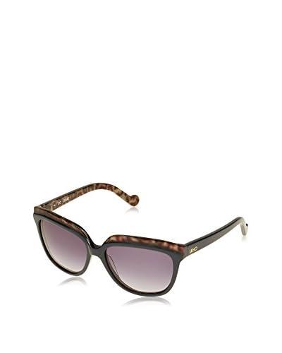 Liu Jo Sonnenbrille 617S_424 (57 mm) schwarz/leopard