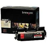 Lexmark 64036HE laser toner Cartridge 0064036HE T640/T642/T644 T640N/T642N/T644N