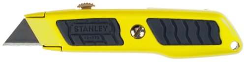Stanley 10-779 Dynagrip Retractable Utility Knife photo