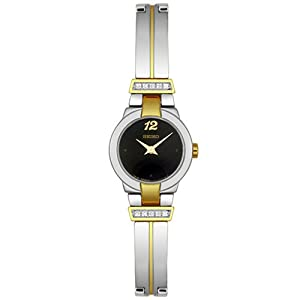 Seiko Women's SUJD36 Two-Tone Diamond Watch