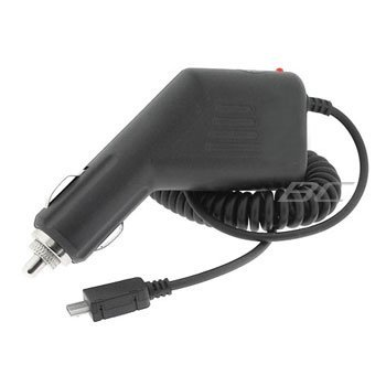 GTMax Rapid Car Charger with IC Chip for BlackBerry Z10,Q10
