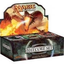 Magic The Gathering M11 Core Set 2011 SEALED Booster Box