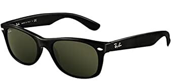 "Ray Ban RB Wayfarer SUnglasses- ""Black frame/Black lens"""