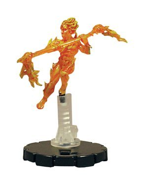 HeroClix: Firelord Herald of Galactus # 102 (Limited Edition) - Avengers - 1