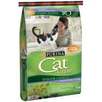 Image of Purina Cat Chow Indoor Dry Cat Food 16lb