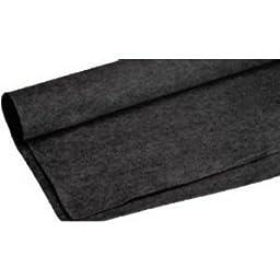Mr. Dj 10 FT Long / 4 FT Wide Black Carpet for Speaker Sub Box carpet rv Truck Car Trunk Laner