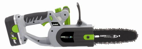 Earthwise Ccs30008 18-Volt 8-Inch Cordless Chain Saw