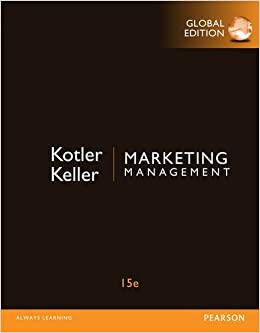 kotler keller marketing management 14th edition Solutions manual for marketing management 15th edition by philip t kotler, kevin lane keller as your instructor directs, enter sonic's mission statement, swots, and financial and.