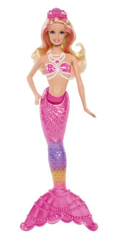 Barbie Pearl Princess Lumina Doll
