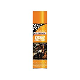 Finish Line Citrus Bike Degreaser 12 oz.Aerosol - C10120101