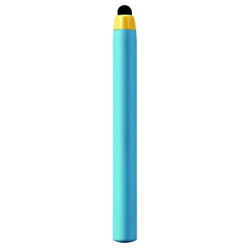 OZAKI スタイラスペン交換用チップ2個付属(スマートフォン各種/iPhone/iPad/Nexus/Galaxyなどに対応)O!tool Stylus-R w/refills for iPad/iPhone/iPod touch Blue ブルー OT210BU