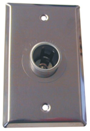 Prime Products 08-5010 12 V Standard Plate Receptacle