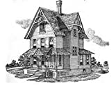 The Palliser's late Victorian architecture: A facsimile of George & Charles Palliser's Model homes (1878), and American cottage homes (1878), as ... and New cottage homes and details (1887) (0892570148) by George Palliser