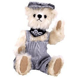 TY Attic Treasure - CABOOSE the Bear - 1